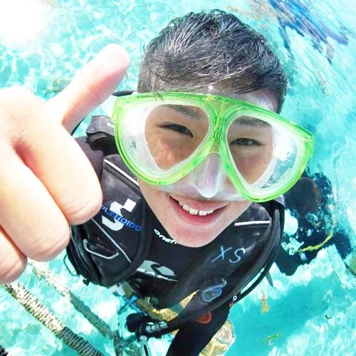 石垣島体験ダイビング参加条件