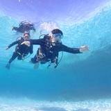 石垣島でダイビング体験
